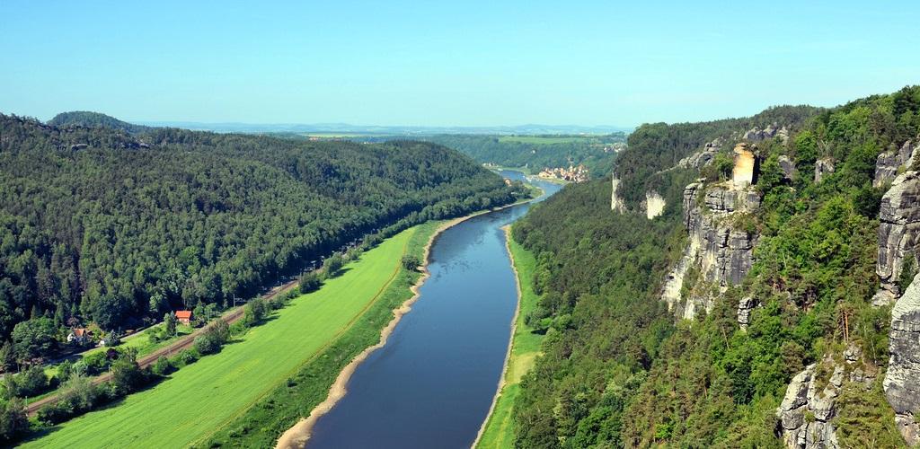 Групповые экскурсии в Саксонскую Швейцарию из Праги