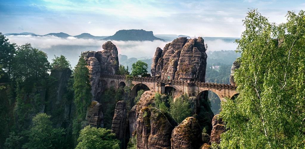 Индивидуальные экскурсии в Саксонскую Швейцарию из Праги