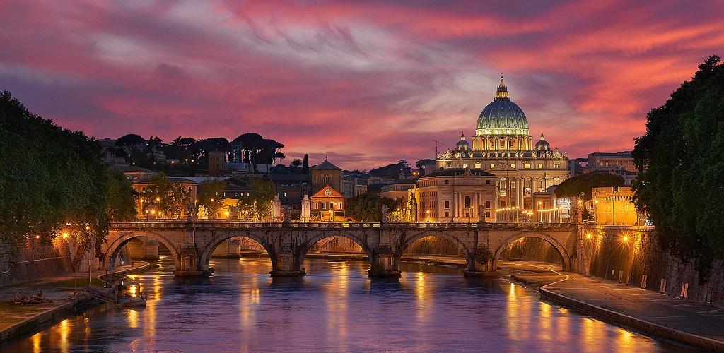 Ночные экскурсии по Ватикану на русском языке