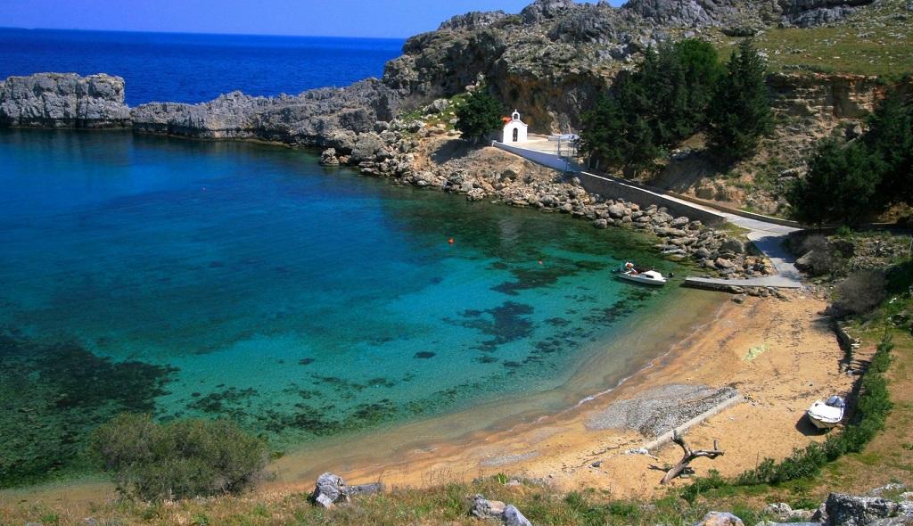 Пляж Агиос Павлос