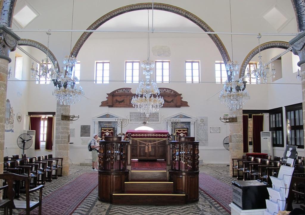 Синагога Кахаль Шалом