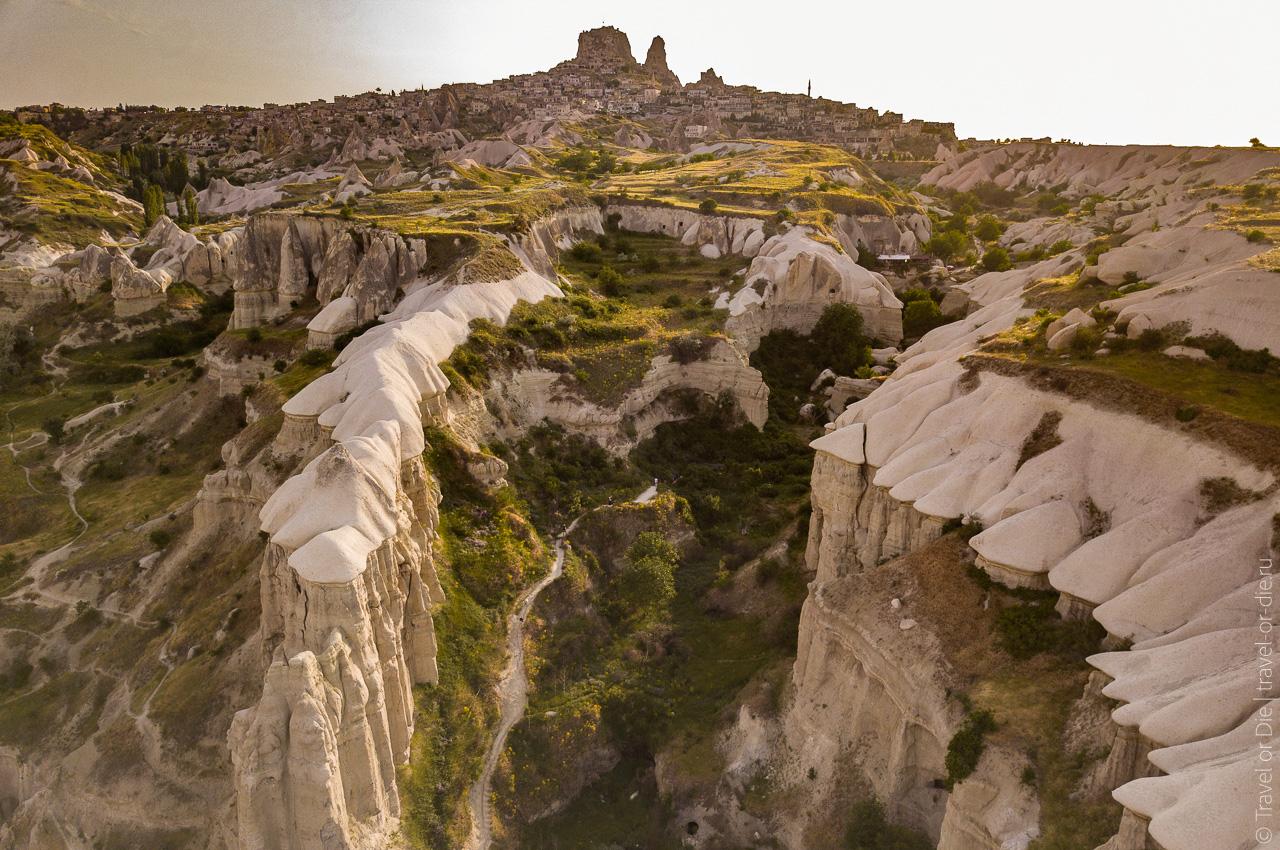 Зеленый тур по Каппадокии на русском языке