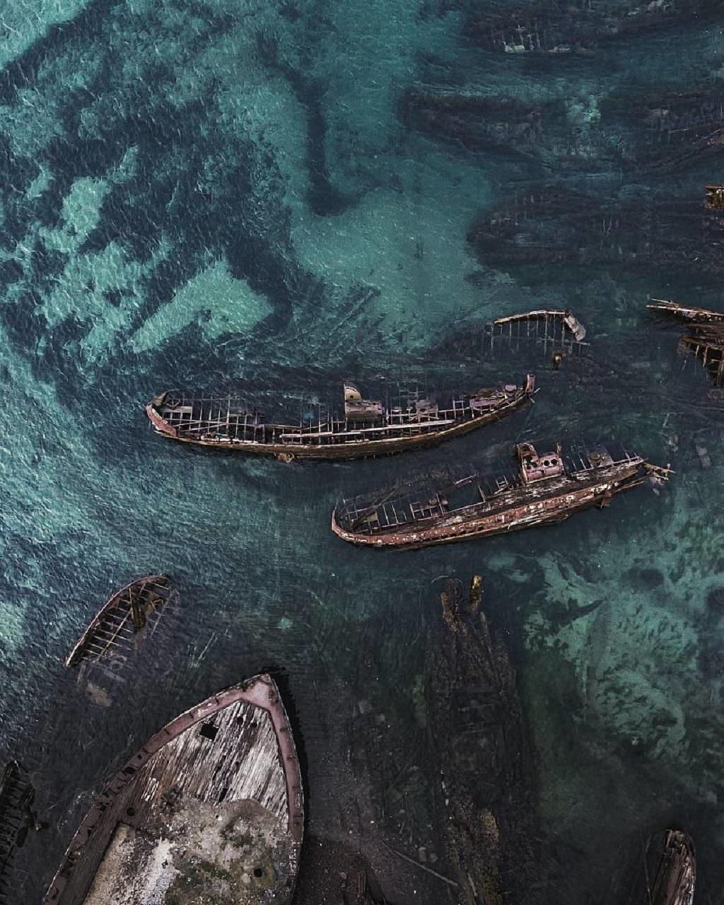 экскурсия из мурманска в териберку кладбище кораблей