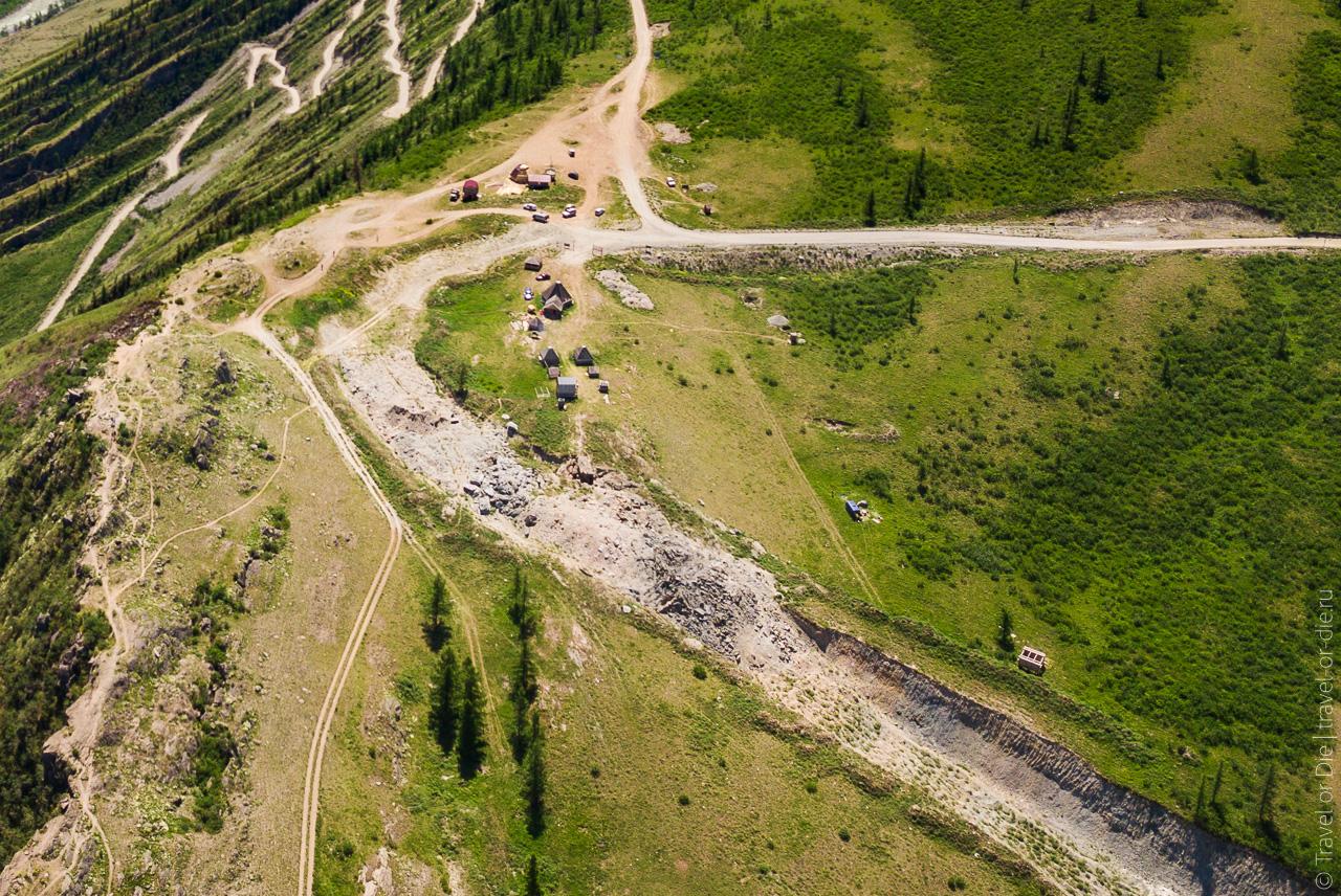 перевал Кату Ярык 1