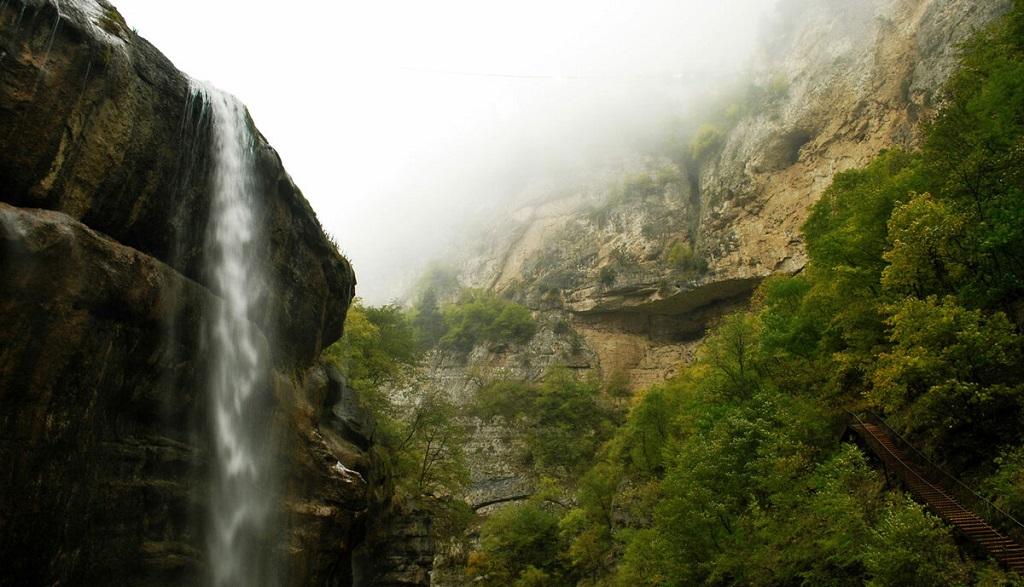 Экскурсии из Нальчика на Чегемские водопады