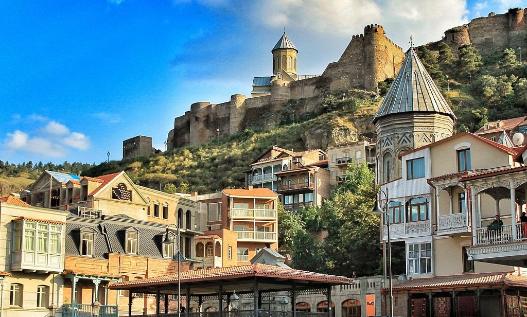 Экскурсии из Нальчика в Грузию (Тбилиси)