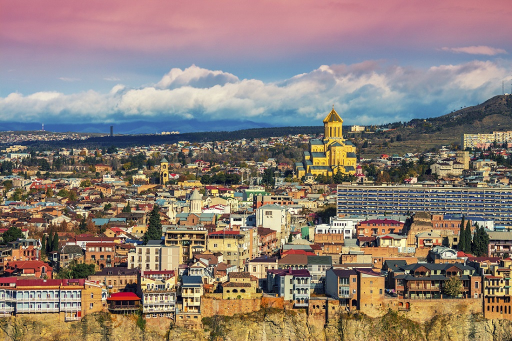Тбилиси в картинках и фото