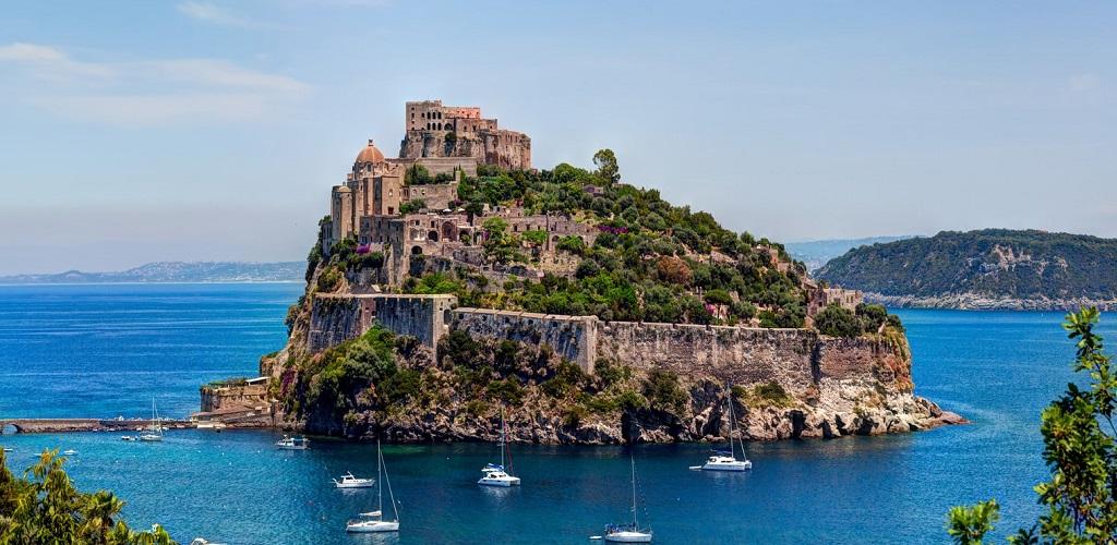 Экскурсии на остров Искья из Неаполя на русском языке