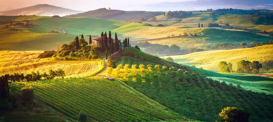 Экскурсии по Тоскане из Флоренции, Рима и Сиены на русском языке