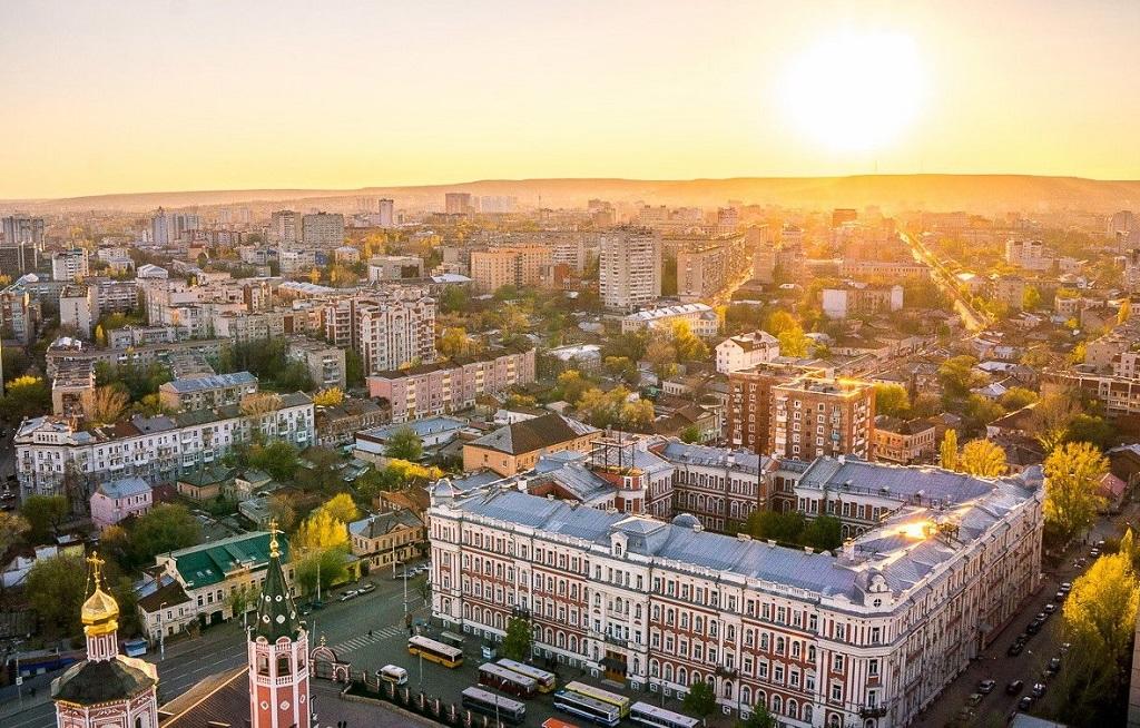 Экскурсии по городу Саратову и Саратовской области