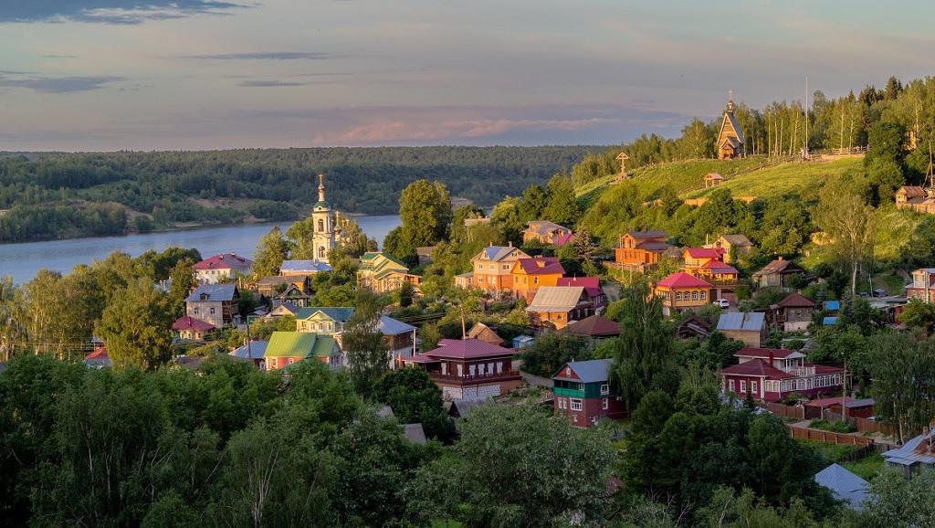 Экскурсии в Костроме и Костромской области