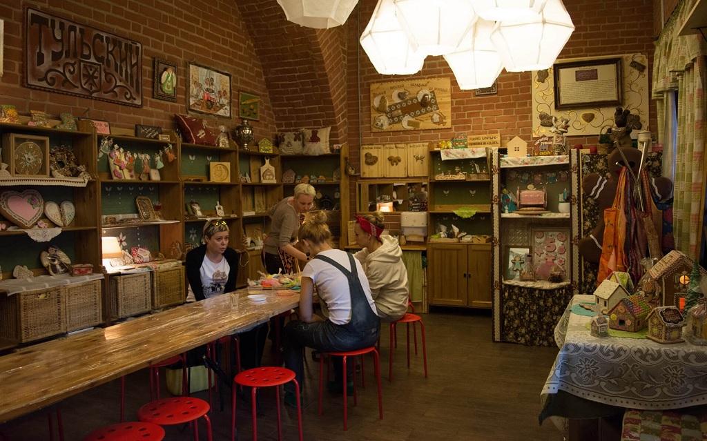 Экскурсии в музей Тульского пряника, самоваров и гармони