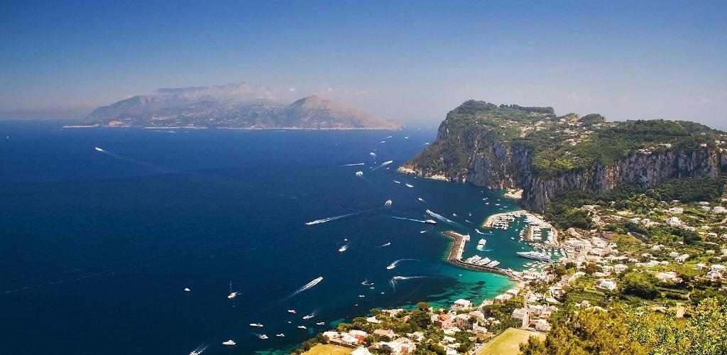 Индивидуальные экскурсии на острове Капри на русском языке