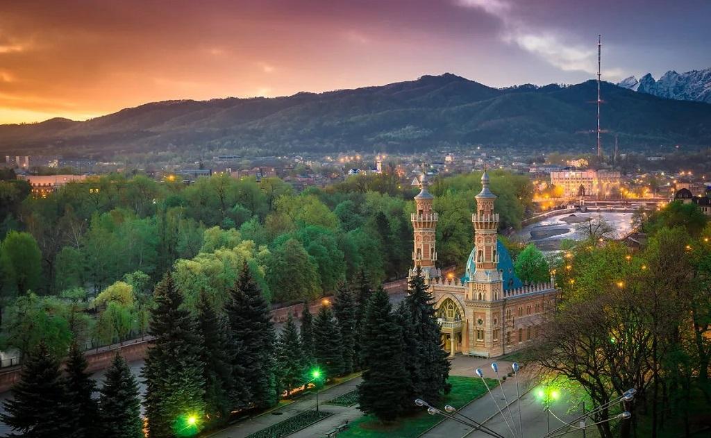 Обзорная экскурсия по Владикавказу