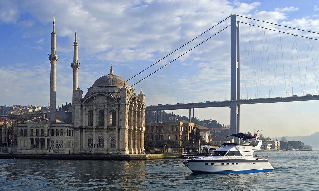 Прогулки по Босфору в Стамбуле с описанием программ