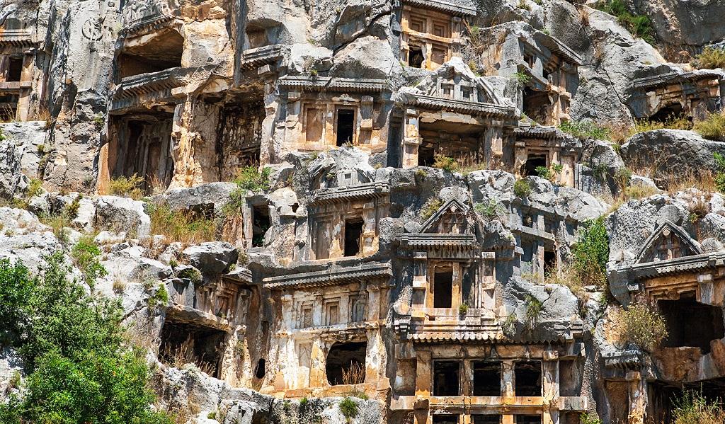 Экскурсии из Белека в Демре, Миру и остров Кекова