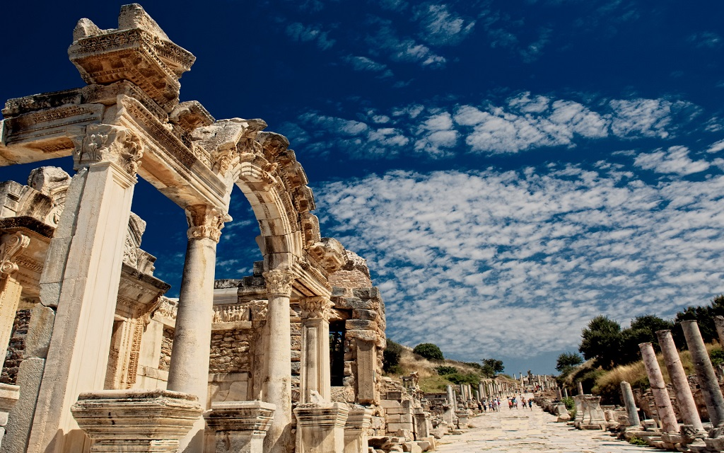 Экскурсии из Бодрума в Эфес