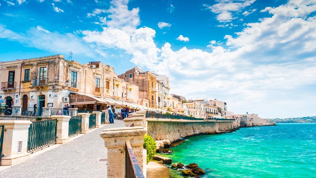 Экскурсии из Сиракуз по Сицилии на русском языке