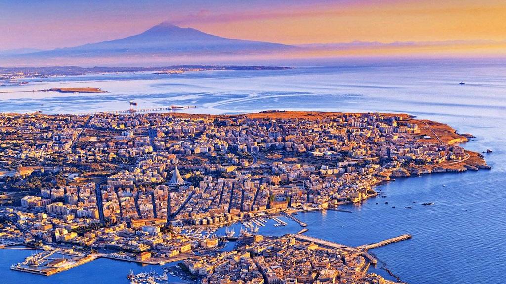 Экскурсии из Сиракуз по Сицилии
