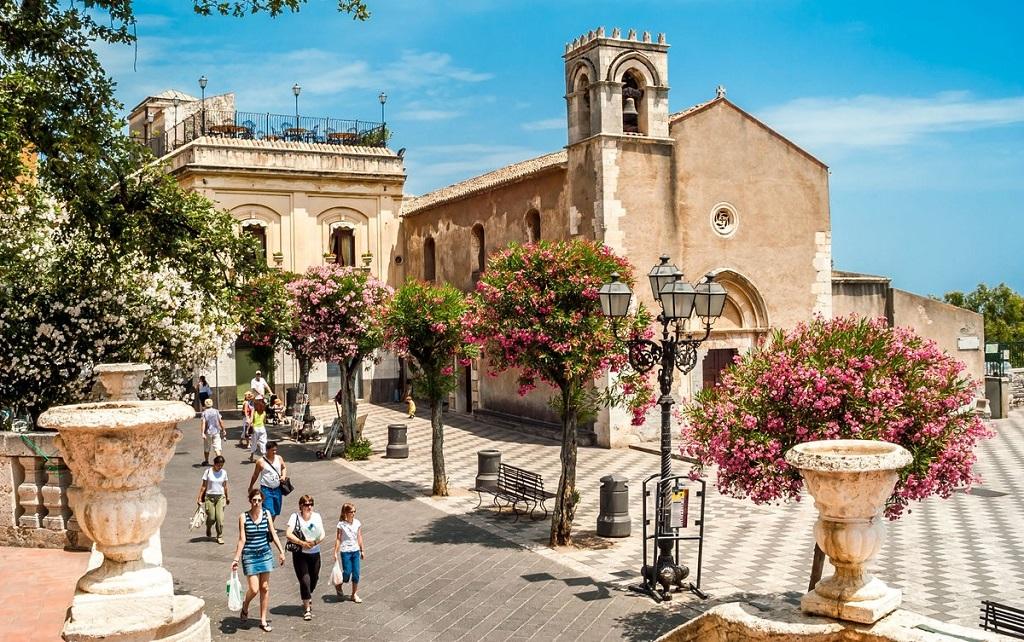 Экскурсии из Таормины по Сицилии на русском языке цены, отзывы