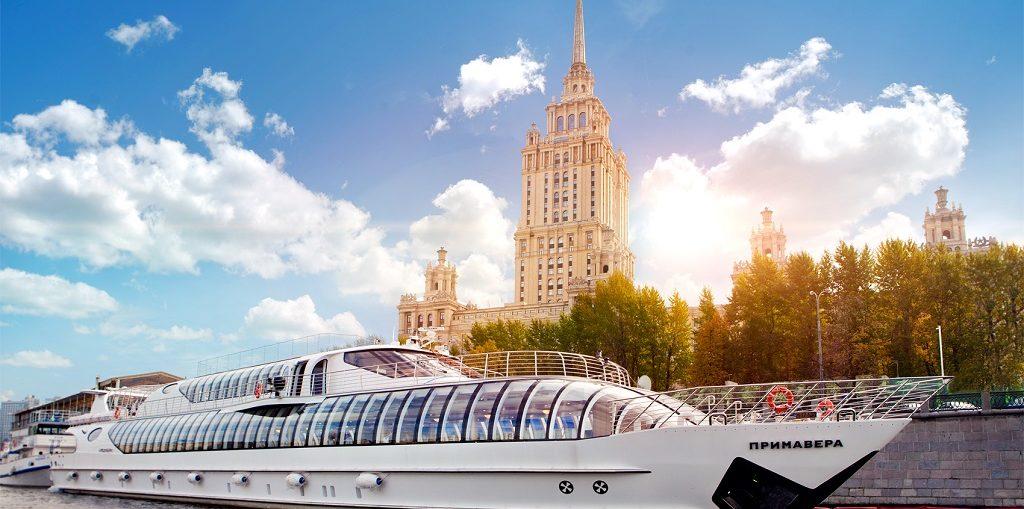 Экскурсии на теплоходе по Москве-Реке