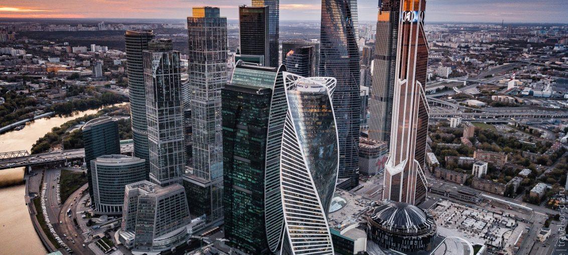 Экскурсии в Москва-Сити смотровые площадки и фабрика мороженого