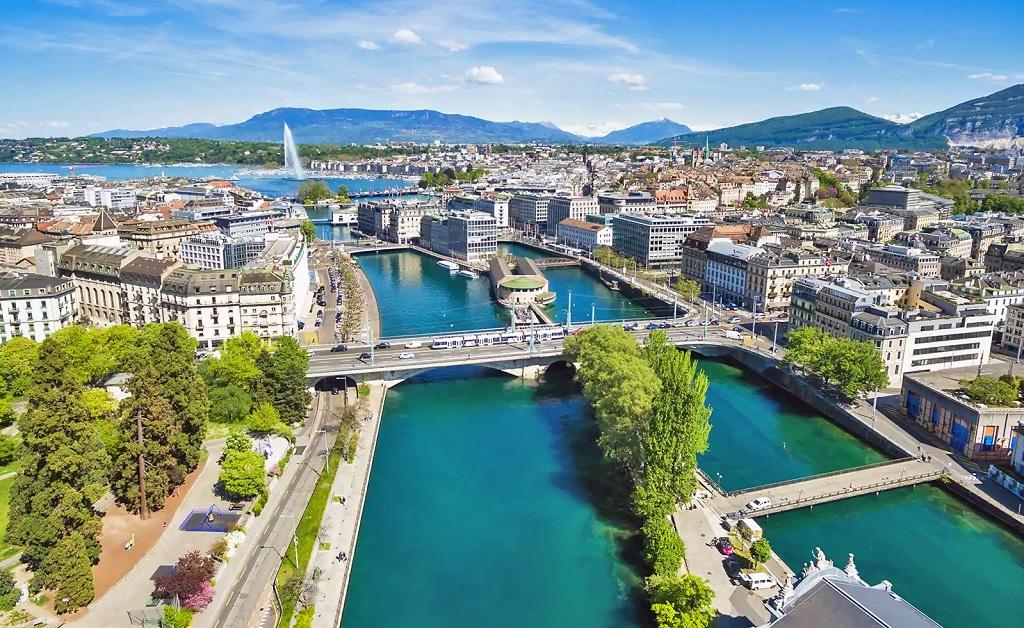 Экскурсии в Женеве на русском языке групповые и индивидуальные