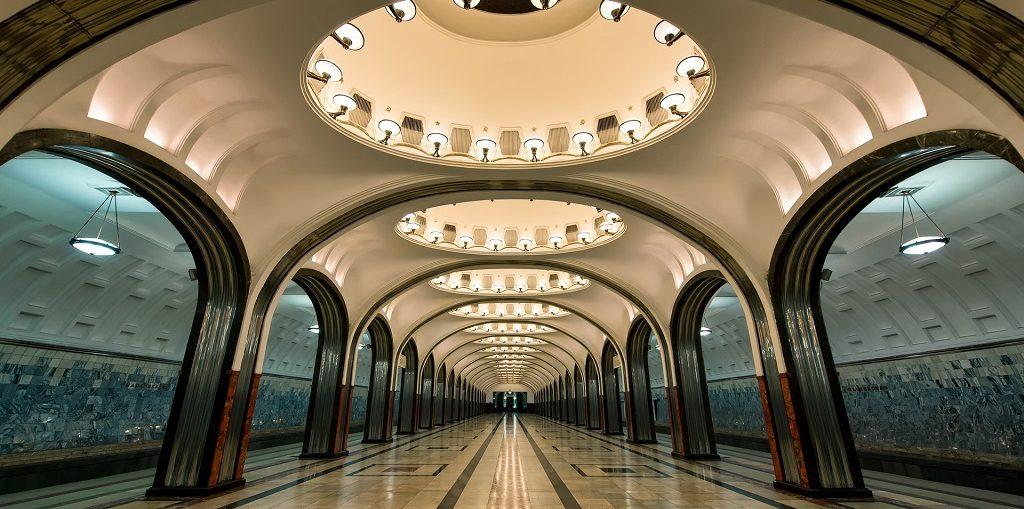 Экскурсии в метро Москвы цена отзывы и описание