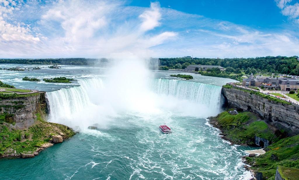 Экскурсия на Ниагарский водопад из Нью-Йорка и Торонто