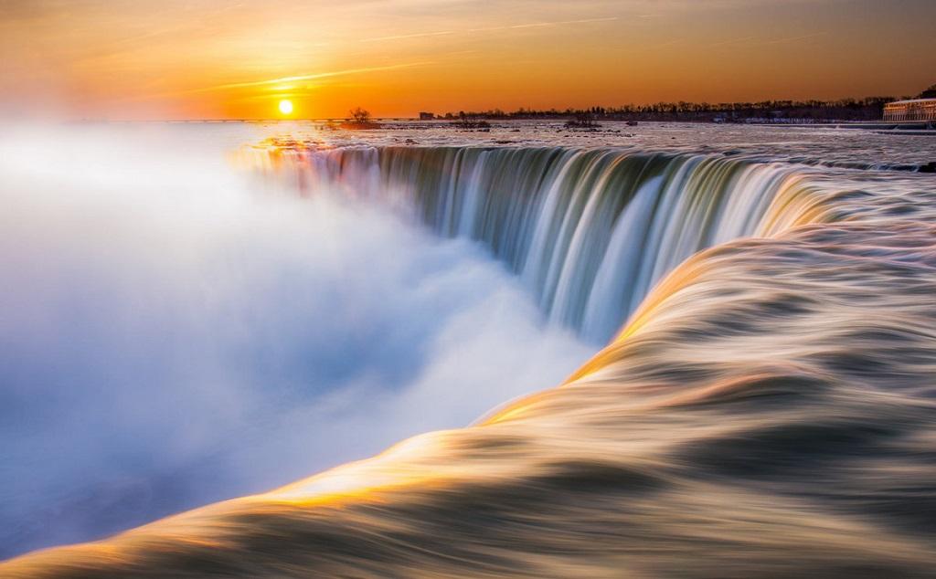 Экскурсия на Ниагарский водопад из Нью-Йорка на русском языке