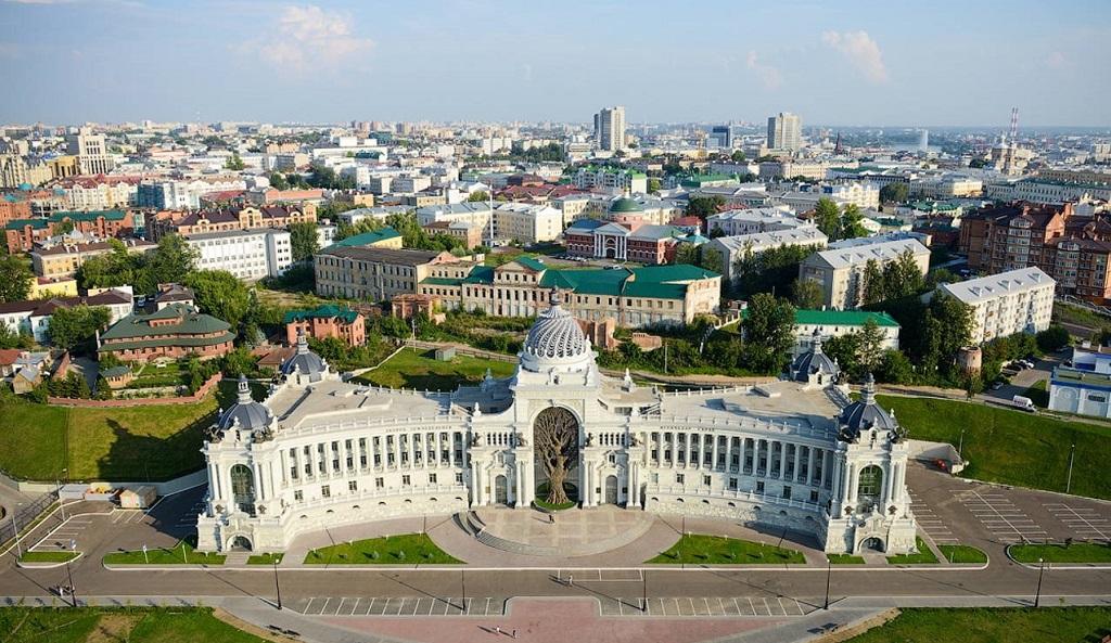Групповые экскурсии в Казани