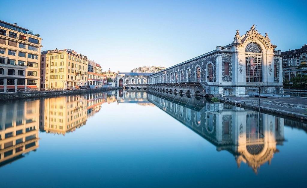 Групповые экскурсии в Женеве