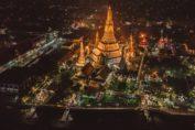 Храм Утренней зари Ват Арун в Бангкоке фото, как добраться, экскурсии