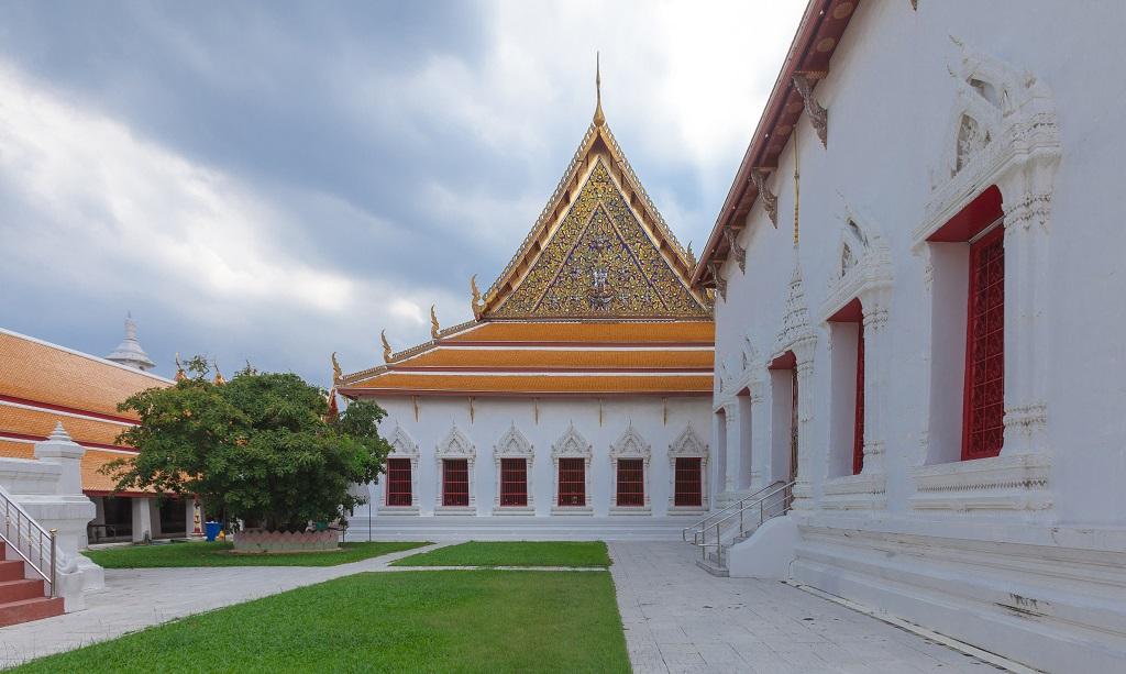 Храмы Бангкока Храм Ват Махатхат Wat Mahathat