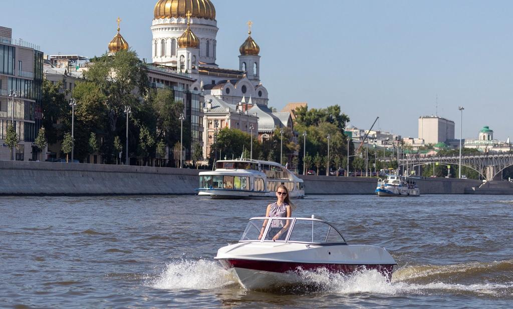 Индивидуальная экскурсия по Москве-реке