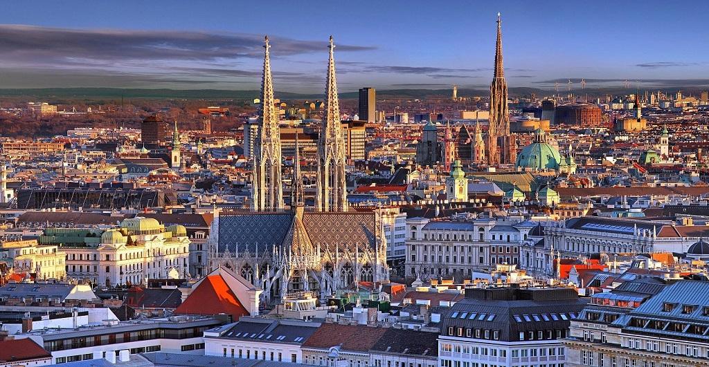 Обзорная экскурсия по Вене на русском языке