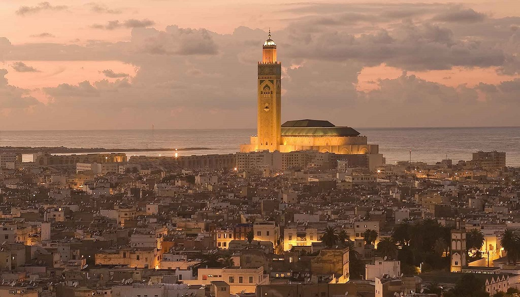 Обзорные экскурсии в Касабланке на русском языке