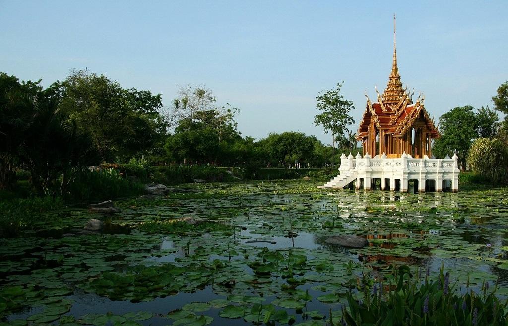 Парки Бангкока Парк короля Рамы 9-го