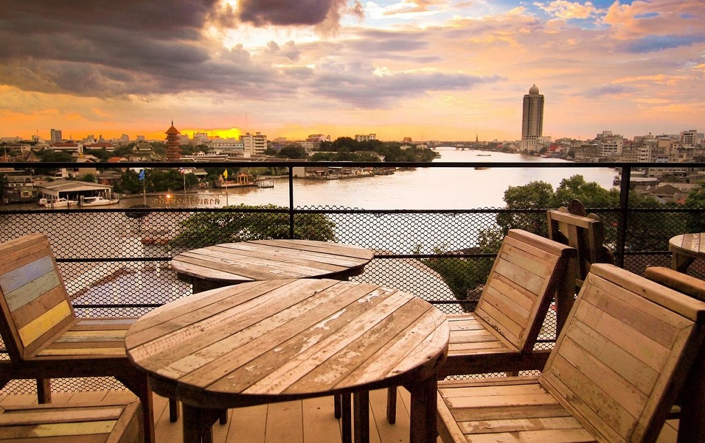 Ресторан River Vibe Restaurant & Bar