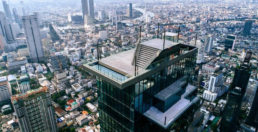 Смотровая на небоскребе Маханакхон King Power Mahanakhon