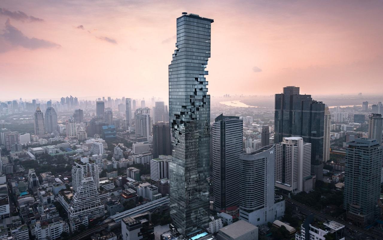 Смотровые площадки Бангкока цены, адрес, часы работы