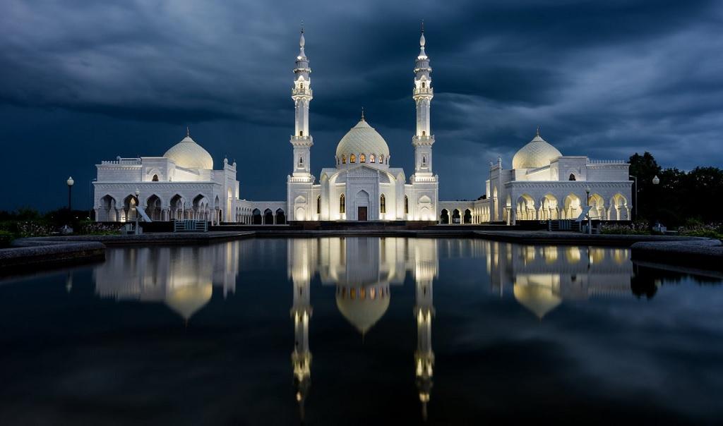 экскурсия в булгар Белая мечеть