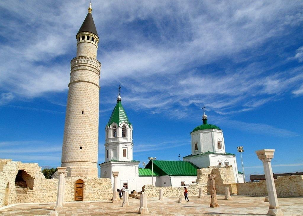 экскурсия в булгар Соборная мечеть