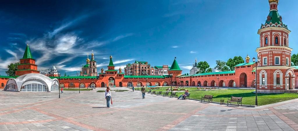 экскурсия в йошкар-олу из казани - Царевококшайский Кремль