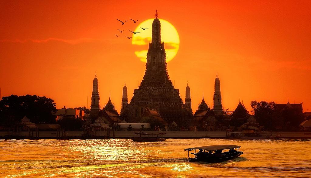 лучшие Храмы Бангкока с фото и описанием, как добраться