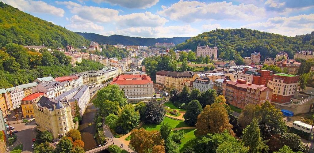 Экскурсии из Карловых Вар по Чехии
