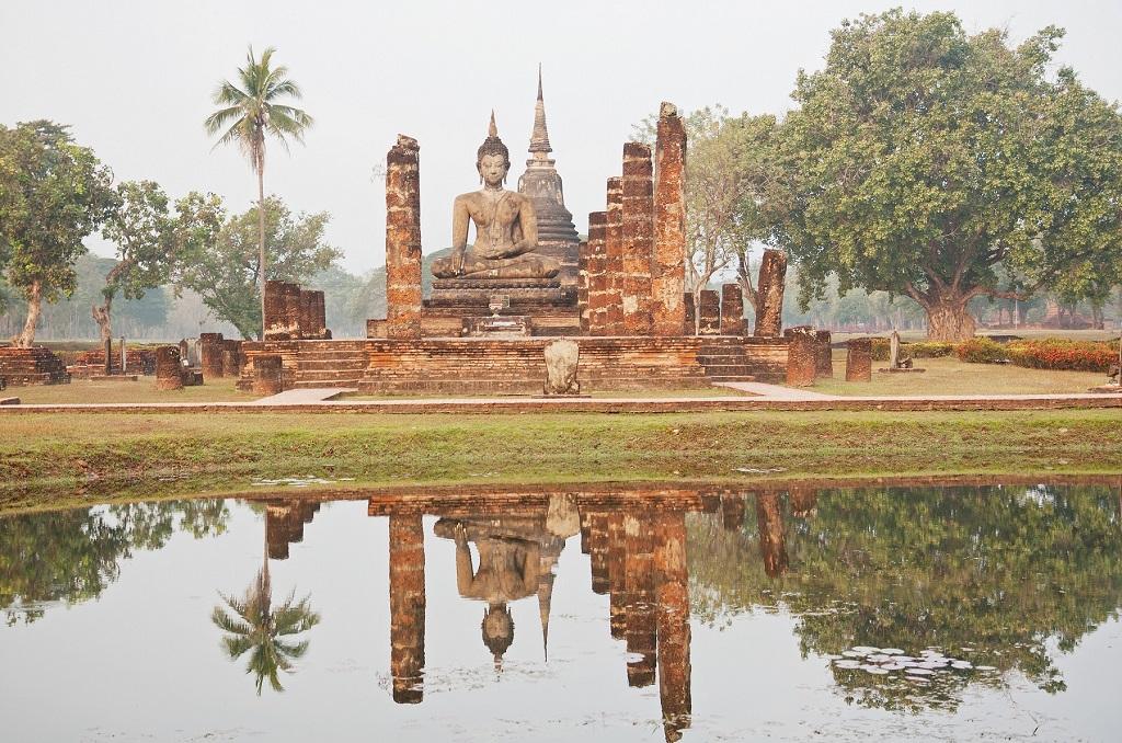 Экскурсия в Аюттайю Ват Махатхат