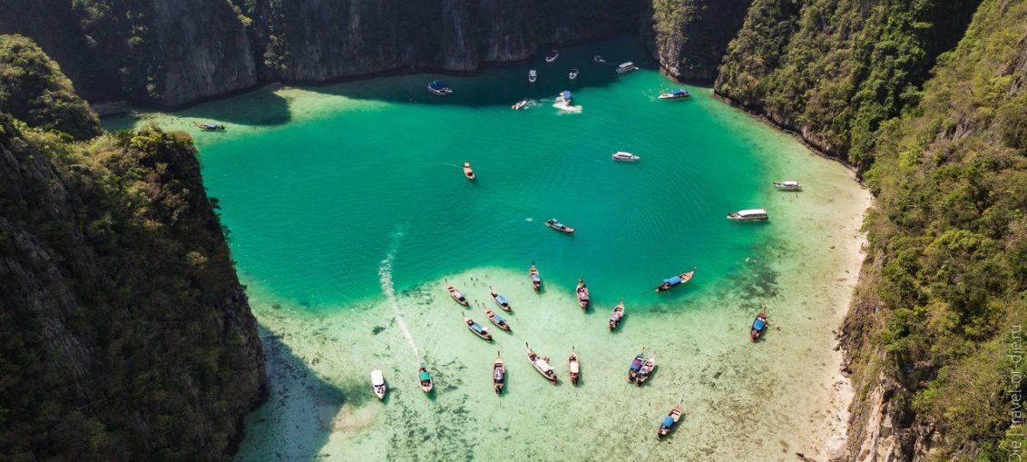 Лагуна Пиле, Таиланд фото, экскурсии, как добраться, отзывы