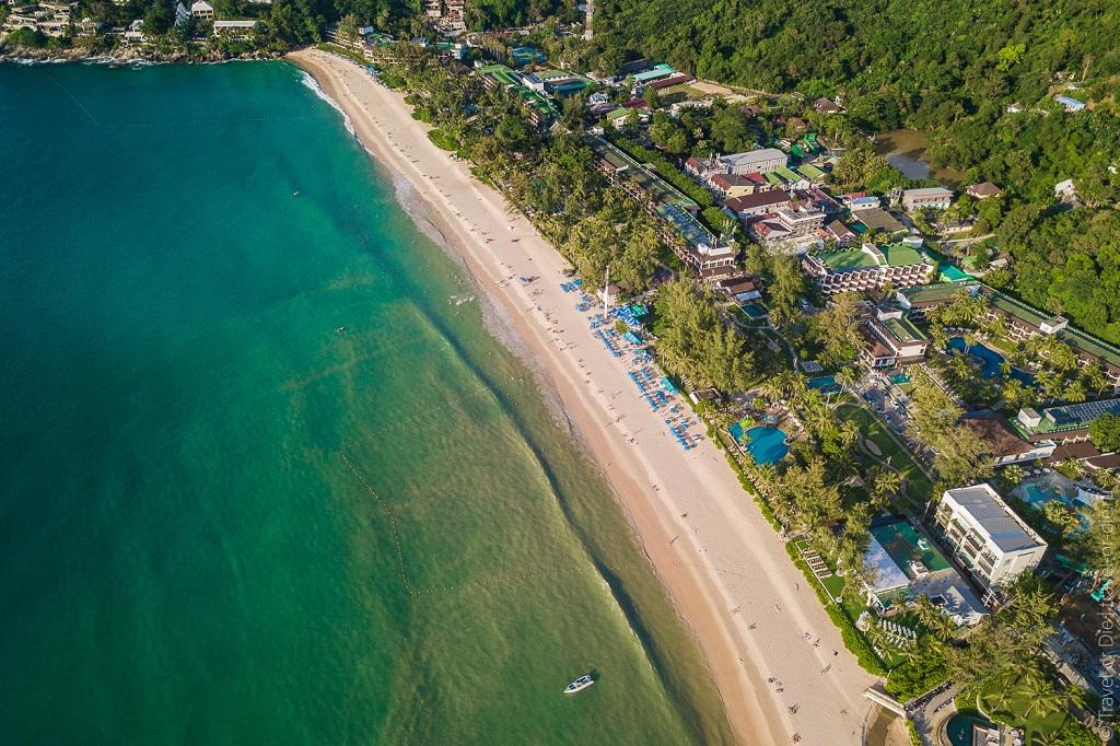 Лучшие пляжи Пхукета Ката Ной