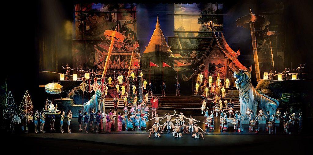Шоу Сиам Нирамит в Бангкоке билеты, отзывы